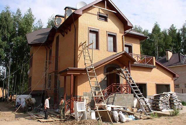 ключ в Москве, проекты дачных домов