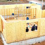 Строительство домов из СИП (SIP) панелей
